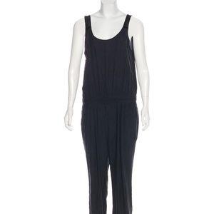 Rag & Bone Silk Sleeveless Jumpsuit